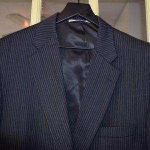 Burberry London Kensington pinstripe blazer